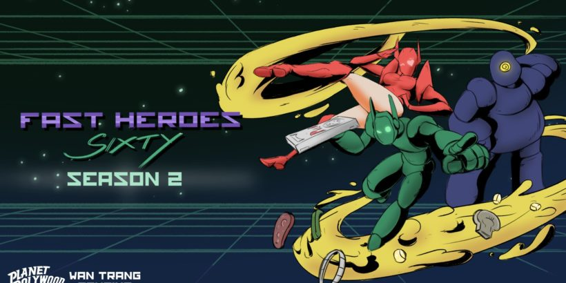Fast Heroes Sixty