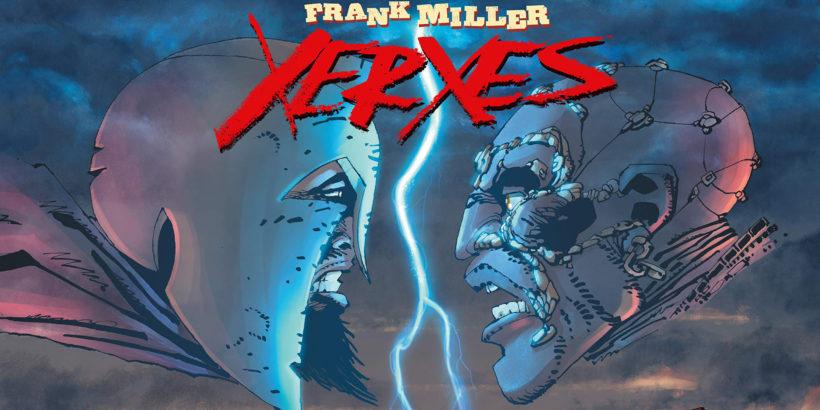 Xerxes von Frank Miller erschienen bei CrossCult