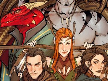 Vox Machina Origins - Cross Cult Comics