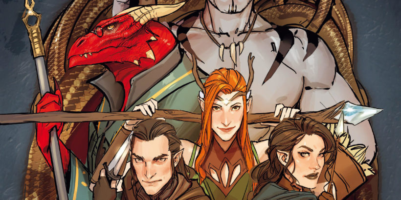 Vox Machina Origins - Cross Cult Comics
