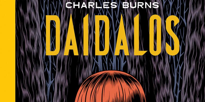 Daidalos - Charles Burns (c)Reprodukt