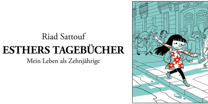 Esthers Tagebücher - Riad Sattouf, Reprodukt