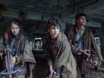 Tribes of Europa auf Netflix