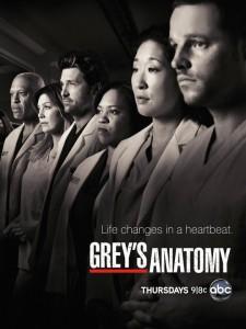 Grey's Anatomy promo poster