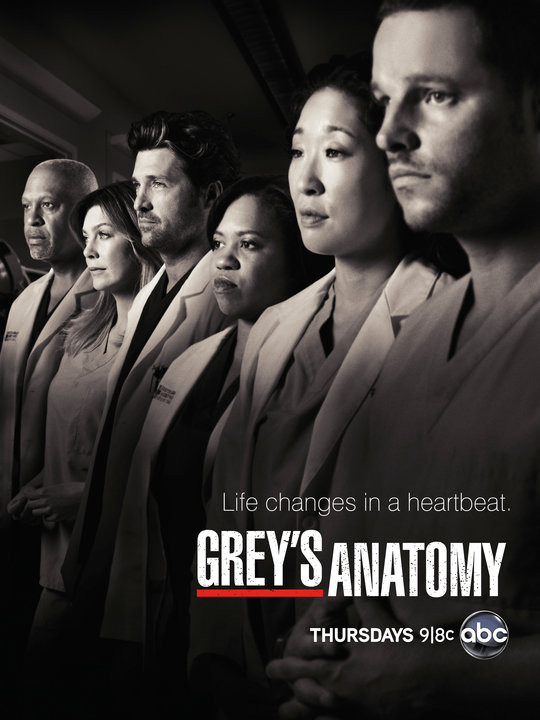 """Grey's Anatomy"""