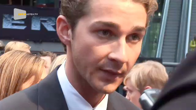 TRANSFORMERS Interview mit Shia LaBeauf