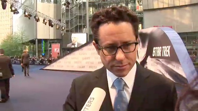 Star Trek XI Premiere – J.J. Abrams Interview