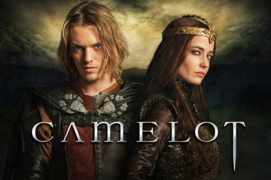 """Jamie Campbell Bower zum Aus von """"Camelot"""""""