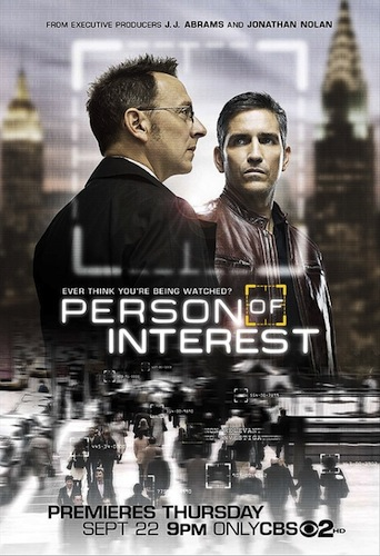 Serie: Person of Interest